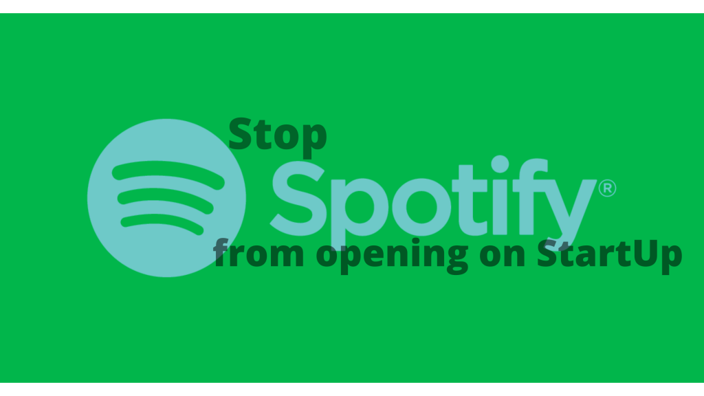 How to stop Spotify from opening on startup on Mac and Windows PC