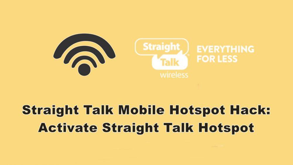 straight talk mobile hotspot hack