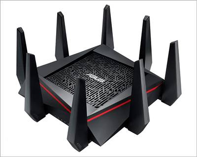 ASUS WiFi Gaming Router (RT-AC5300)