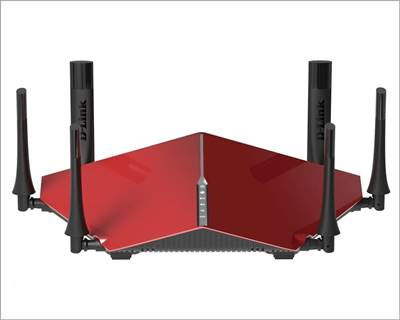 D-Link DIR-890L Wireless AC3200 Ultra Tri-Band Gaming Router
