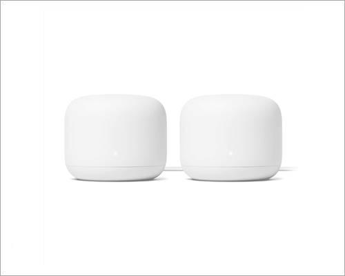 Google Nest WiFiMesh System