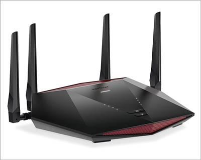 NETGEAR Nighthawk Pro Gaming 6-Stream WiFi 6 Router (XR1000)