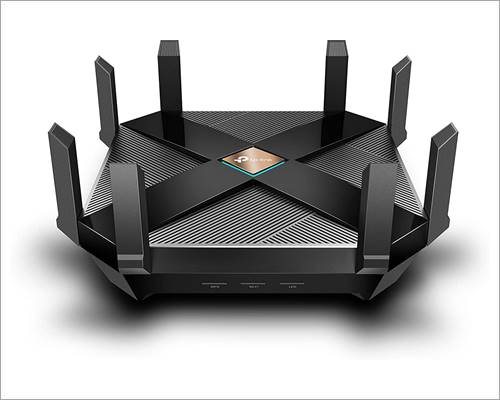 TP-Link AX6000 WiFi 6 Router(Archer AX6000)