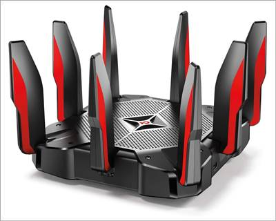 TP-Link AC5400 Tri-Band Long Range Wifi Gaming Router