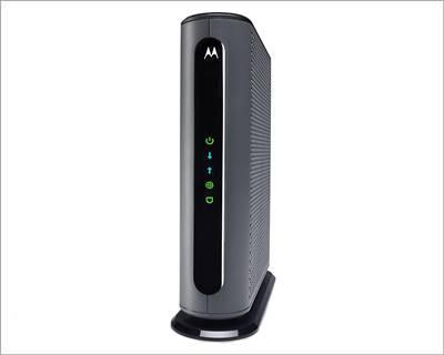 Motorola 24x8 Cable Modem MB7621