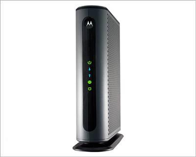 Motorola MB8600 Router System