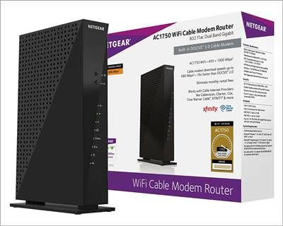 NETGEAR C6300 Router for Xfinity