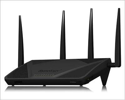 Synology RT2600ac Wifi router for parental control